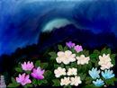 moon-flowers
