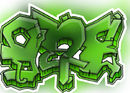 green-graffiti
