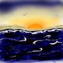 ocean-blue